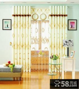 客厅窗帘装修效果图大全2013图片