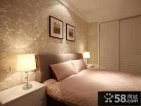 简约家居卧室装修设计