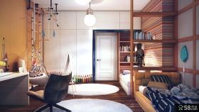 现代儿童房家具