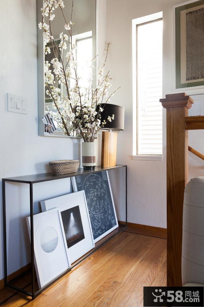 两居室美式风格装修