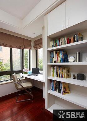 时尚摩登现代两室两厅装修效果图