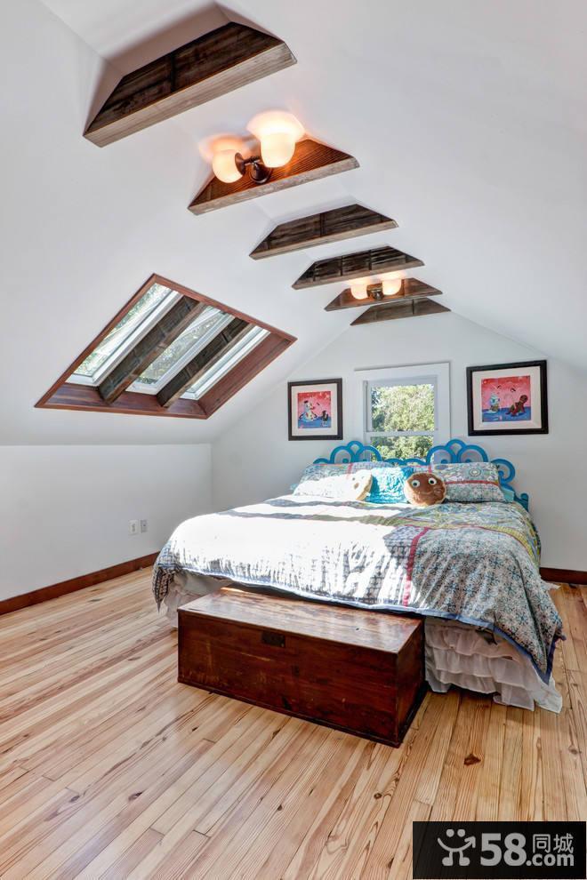 卧室装修现代简约