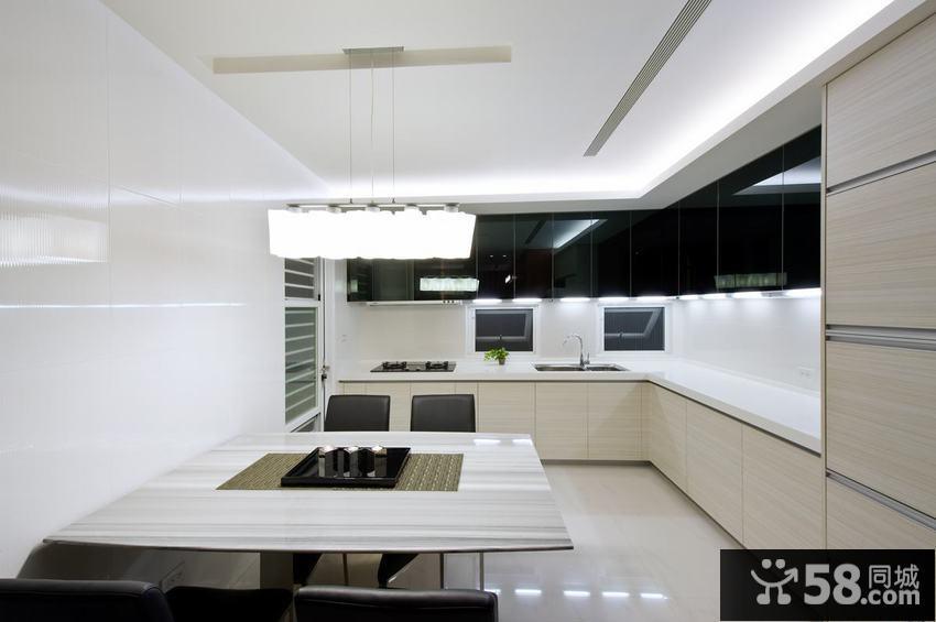 现代公寓室内家居布置图片