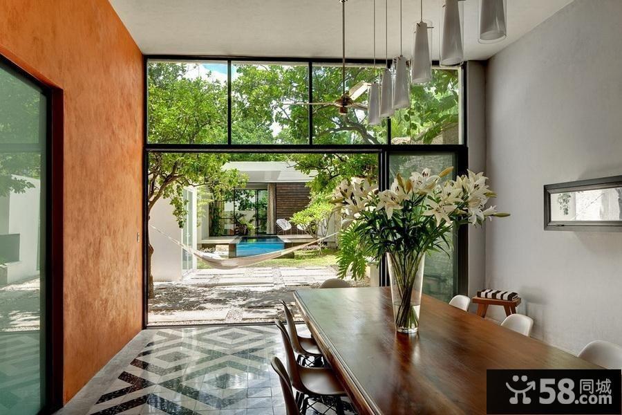 客厅和餐厅设计