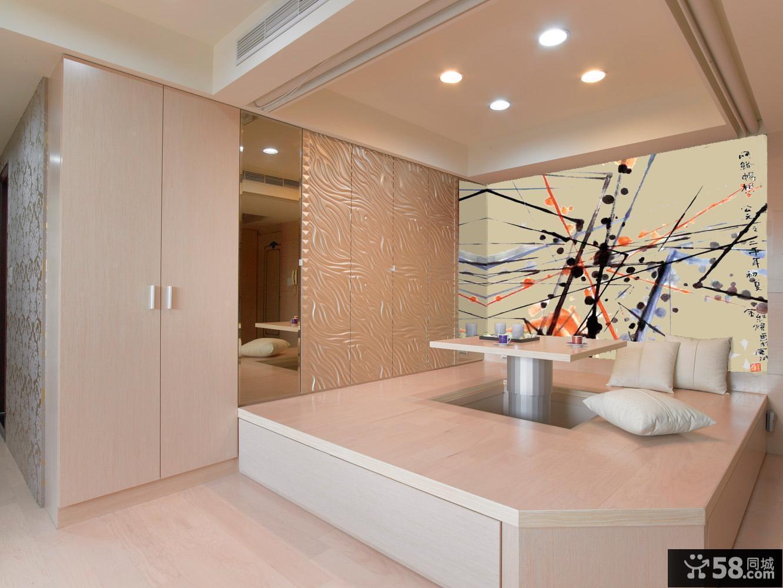 卧室壁纸乳胶漆