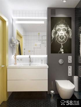 北欧风格两居室创意装修图