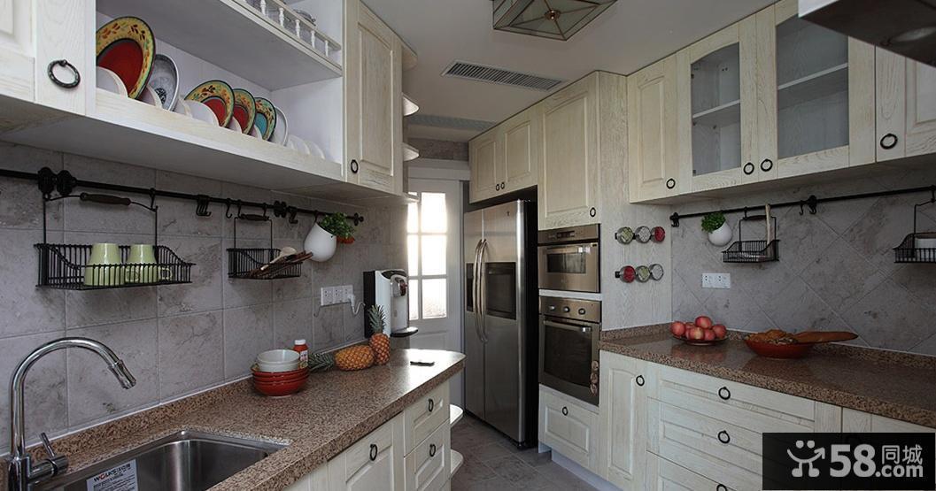 厨房不用橱柜