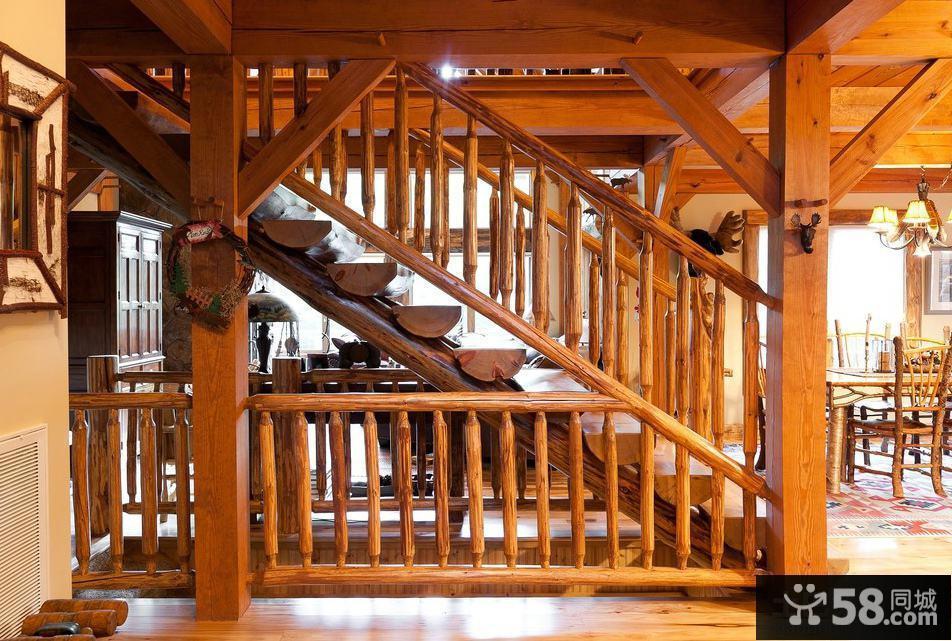 家装室内楼梯设计图片大全欣赏