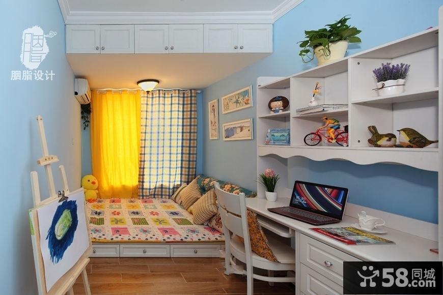 两室一厅客厅吊顶