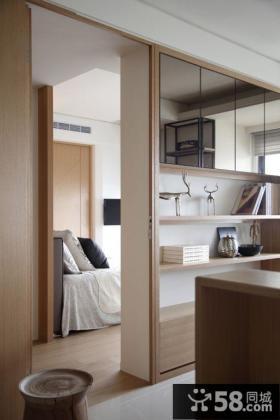 宜家设计两室两厅图欣赏