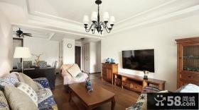 简欧设计客厅装饰效果图欣赏