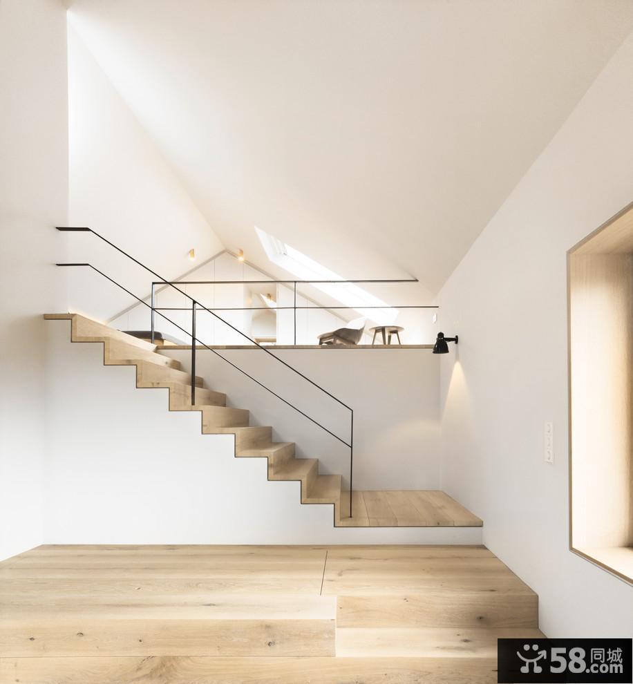 现代美式家装效果图