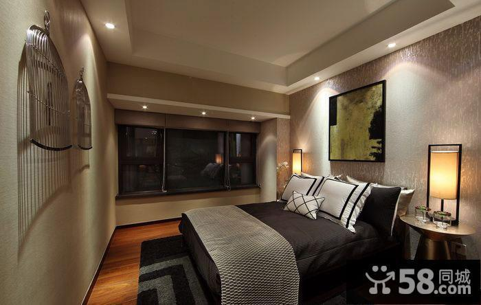 卧室感应灯图片欣赏