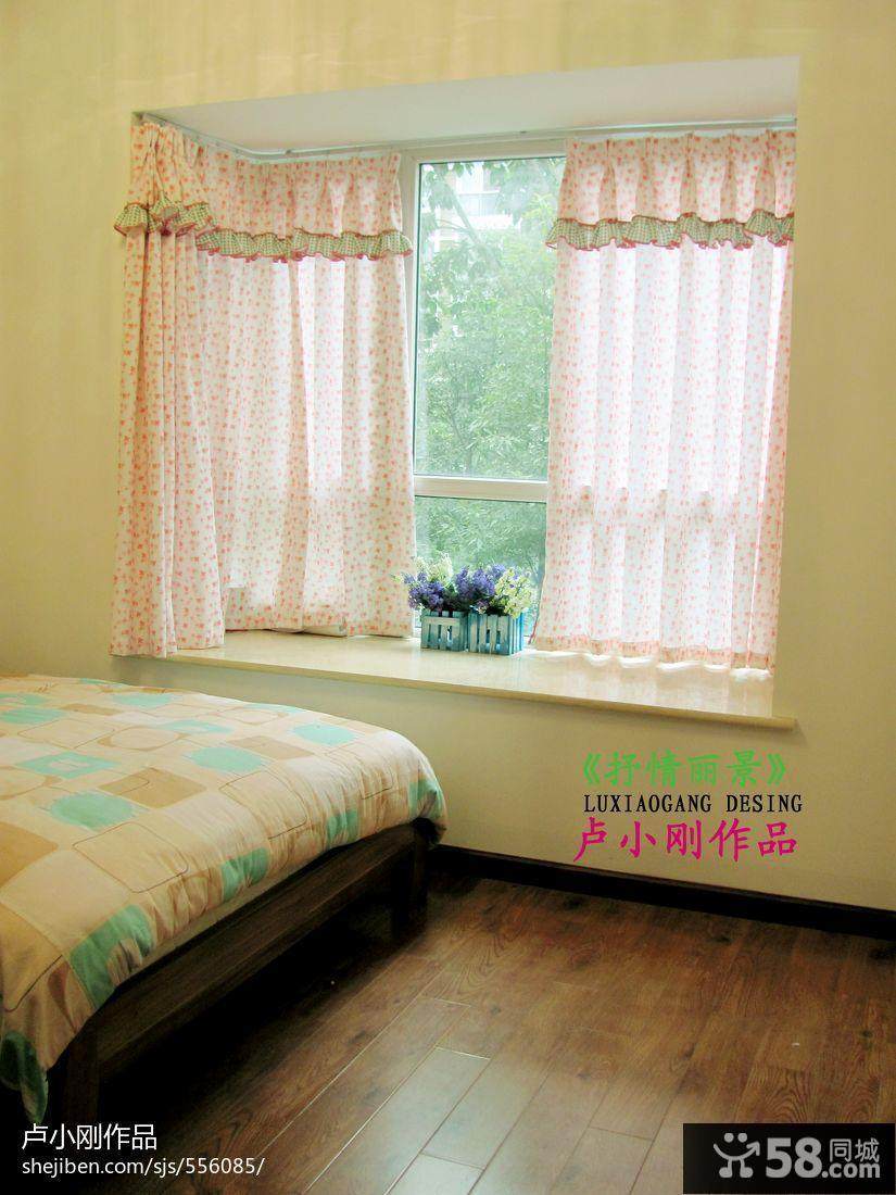 客厅飘窗效果图图片