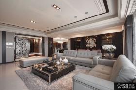简欧风格设计客厅图片欣赏大全