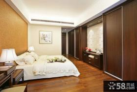 中式韵味卧室装修效果图大全2012图片
