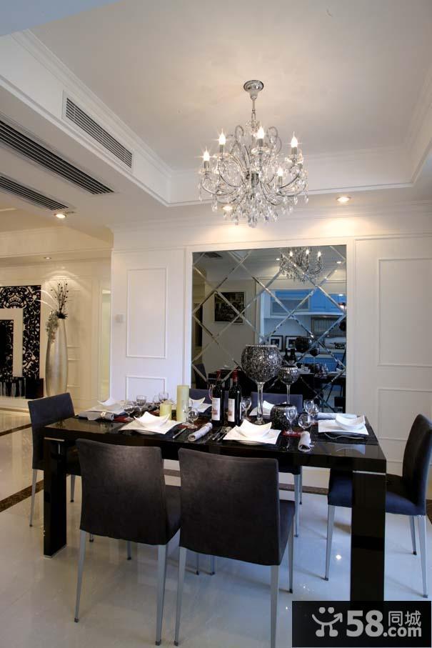 家和盛世奢华舒适的客厅样板房