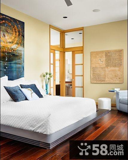 卧室软包壁纸