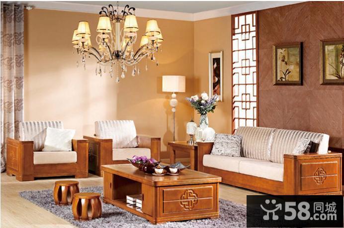 简约现代沙发背景墙