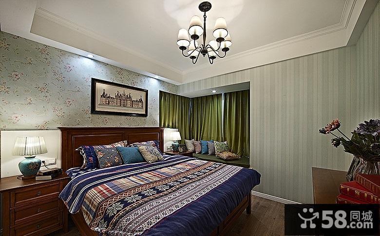 客厅壁纸背景墙图片