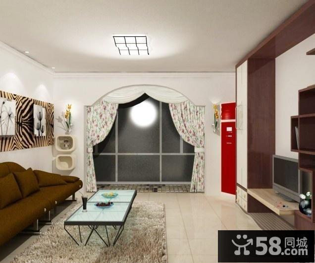 现代装饰电视背景墙