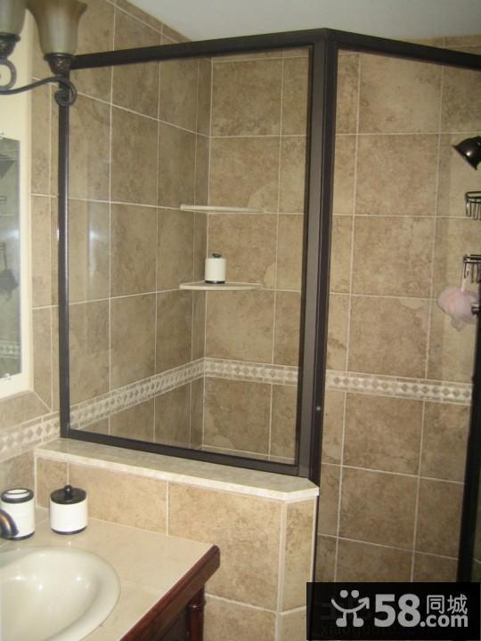 最新卫生间淋浴房设计图