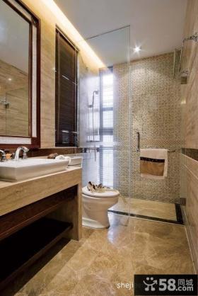 小卫生间装修效果图 小面积卫生间装修效果图