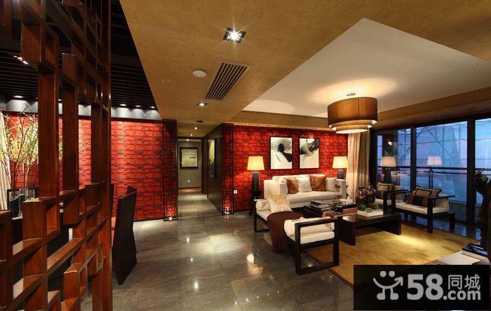 客厅墙面设计