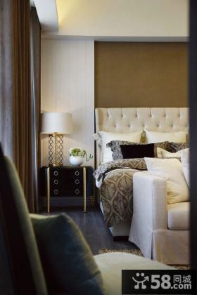 精装卧室装饰效果图