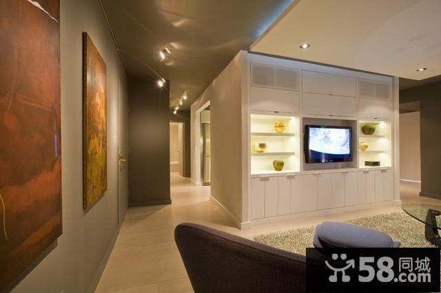 客厅电视背景墙壁灯