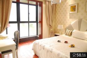 最新欧式家居卧室装修设计