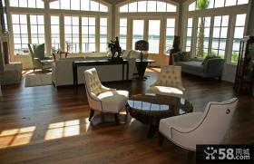古典欧式的客厅装修效果图