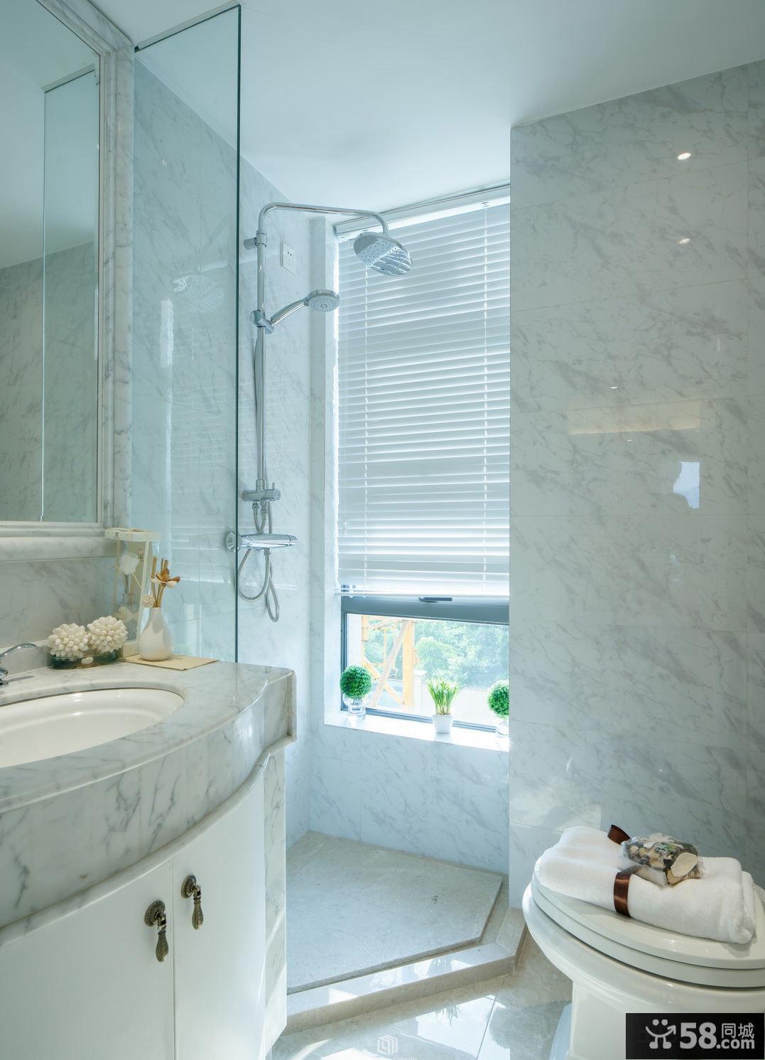 欧式装修风格一居室高档设计图片