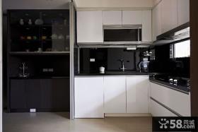 2015现代装修设计厨房图大全