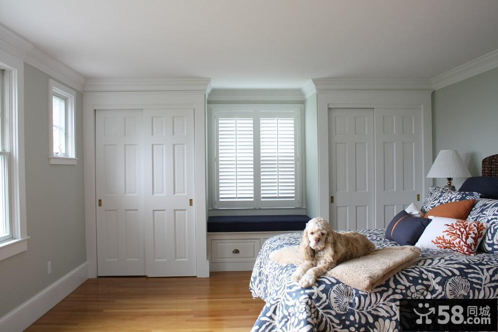 卧室装修背景