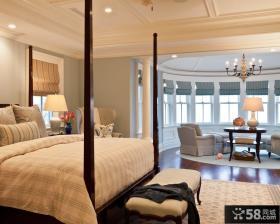 带阳台卧室布置效果图片