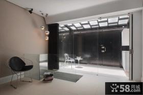 简约风格一居室家居设计效果图