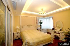 最新欧式简约卧室装修效果图欣赏