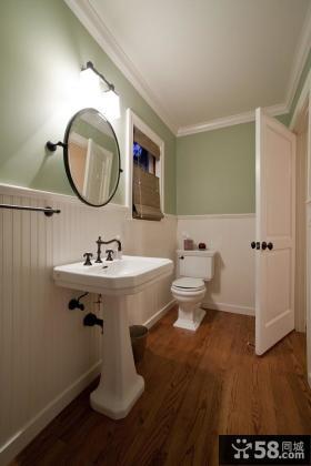6平米洗手间装修效果图
