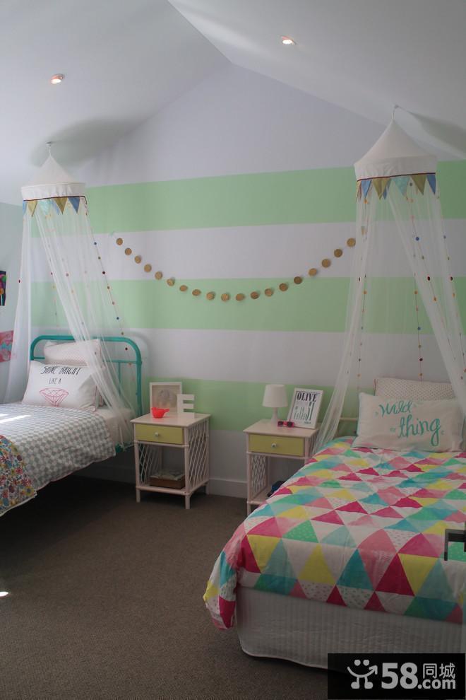 10平方米卧室装修图