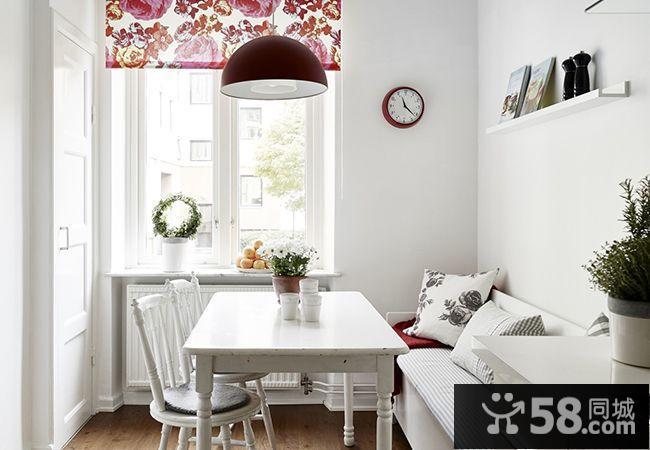 现代简约小户型客厅装修