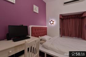 温馨女生卧室装修效果图片欣赏