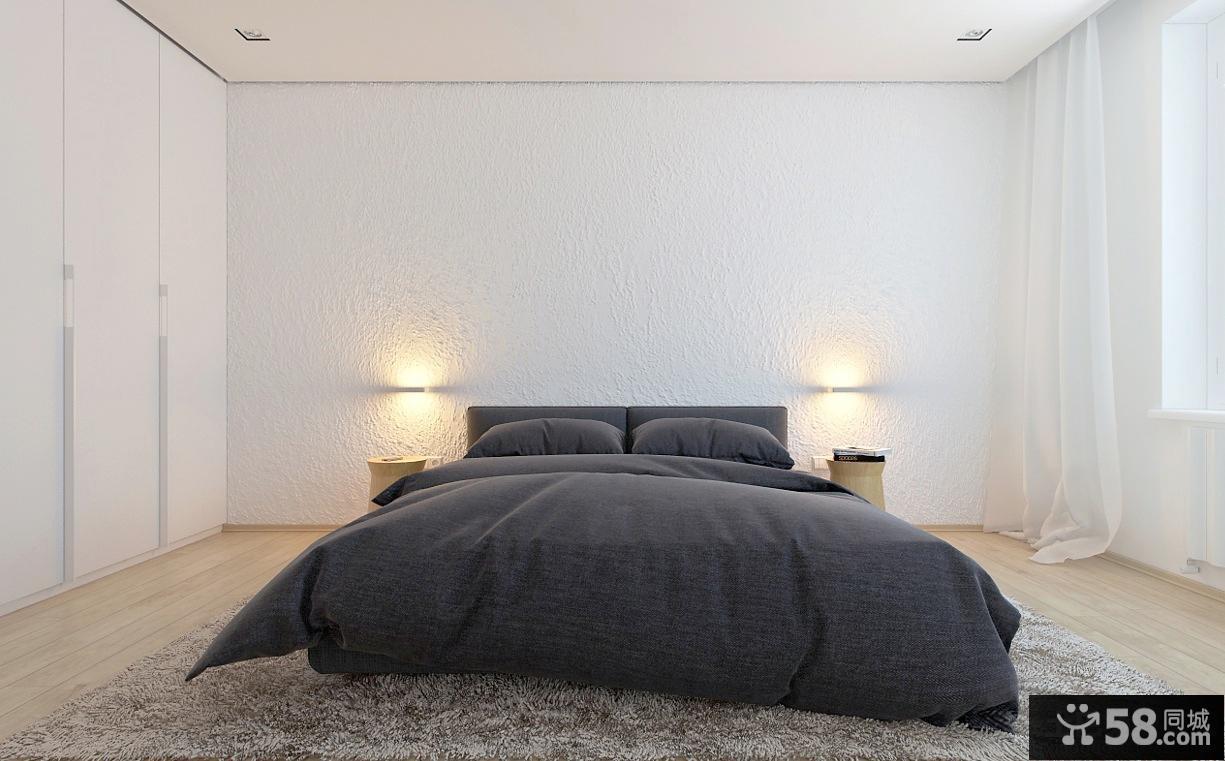 简约20平米卧室装修效果图