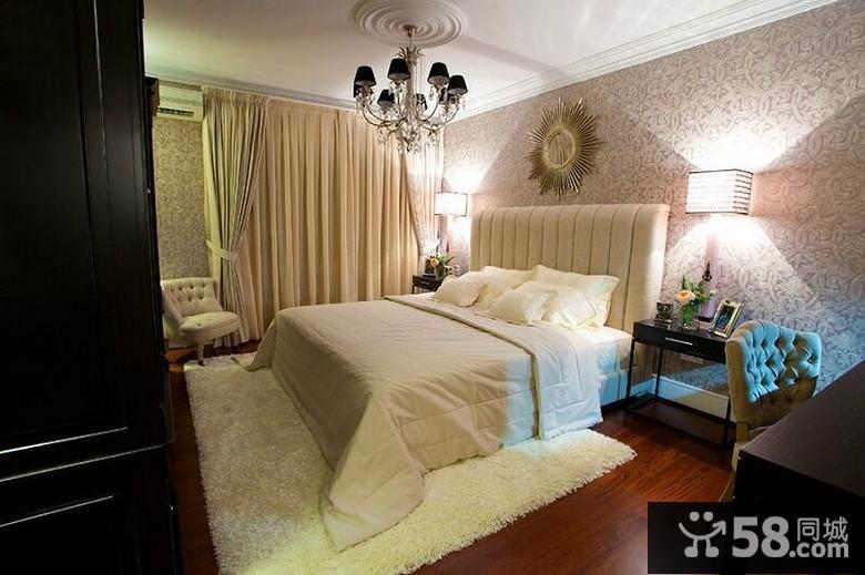 卧室装修效果图港式