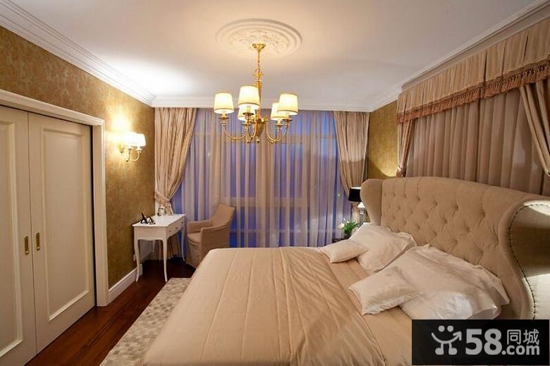 卧室装修整体效果图