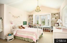 温馨儿童房间布置效果图大全