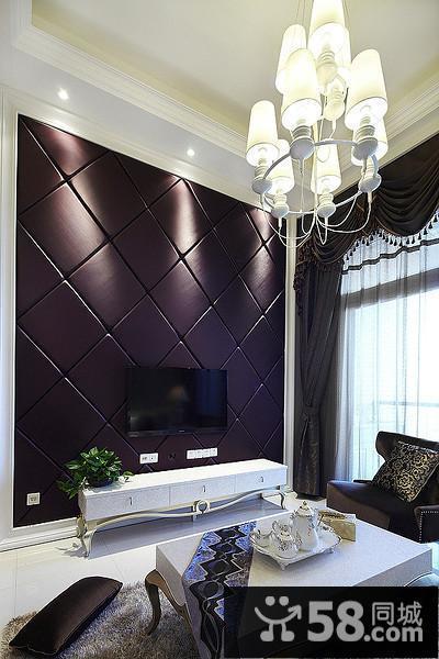 装饰客厅背景墙