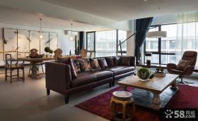 宜家美式风格两室一厅简单装修效果图欣赏