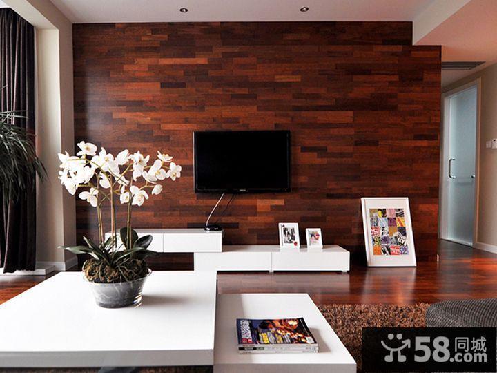 美式风格客厅图片