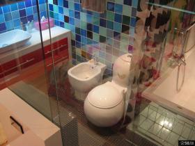 新现代卫生间装修效果图